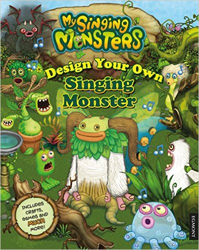 My Singing Monsters - Book