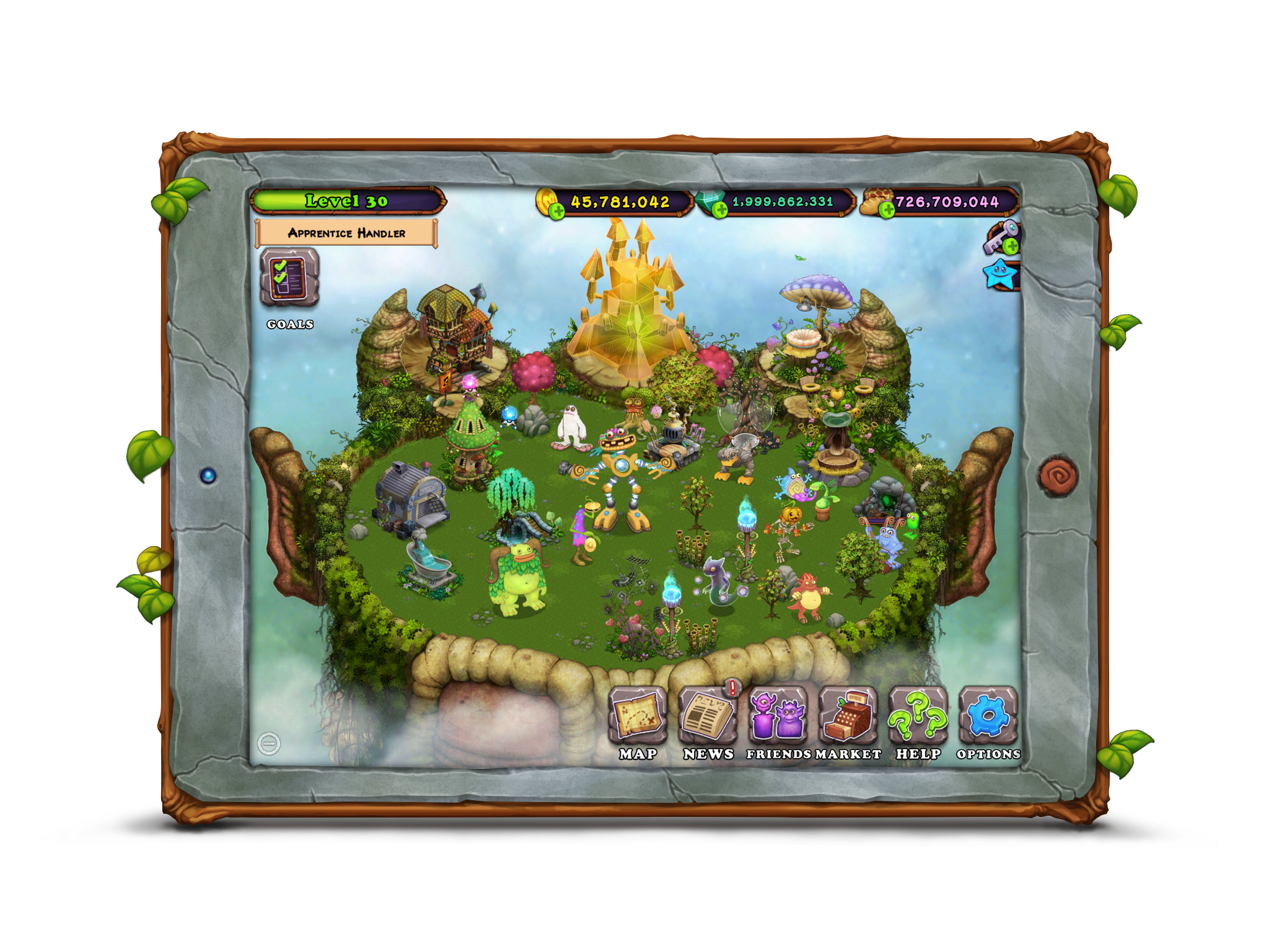 My Singing Monsters - Gameplay
