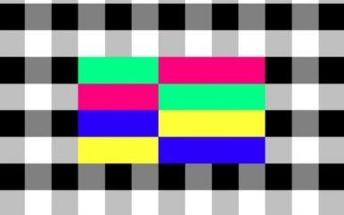 TV Test Pattern
